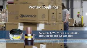 Dresser Couplings For Ductile Iron Pipe by Fernco Us Global Leaders In Flexible Couplings Drainage