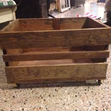 best wooden toy box on wheels for sale in springfield missouri