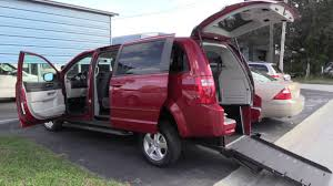 I Love My Rear Entry Ramp Van From Triple S Mobility Florida
