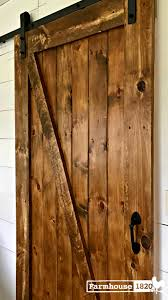 A DIY Barn Door That's Easier Than You Think - Farmhouse 1820 Diy Barn Doors The Turquoise Home Best 25 Diy Barn Door Ideas On Pinterest Sliding Doors Remodelaholic Cheap Easy Door A Thats Easier Than You Think Farmhouse 1820 Pantry Jenny Collier Blog 35 Rolling Hdware Ideas 50 British Brace Remington Avenue Double Bypass Sliding System Fail Domestic Coffee Cabinet Shanty 2 Chic