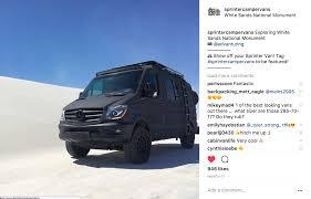 Sprinter Camper Vans Instagram
