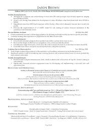 Resume Examples For Business Banking Also Personal Banker