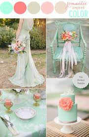 Coral Color Decorations For Wedding by 568 Best Mint Weddings Images On Pinterest Mint Weddings