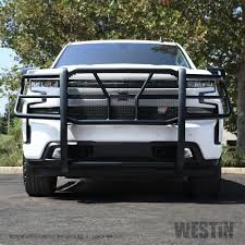 100 Grills For Trucks HDX Grille Guard Westin Automotive