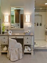 Bedroom Vanity With Wall Sconces - Good Vanity Lighting Ideas ... Bathroom Picture Ideas Awesome Master With Hardwood Vanity Lighting And Design Tips Apartment Therapy Menards Wattage Lights Fixtures Lowes Nickel Lamp Home Designs Bronze Light Mirrors White Double Delightful Two For And Black Wall Modern Model Example In Germany Salt Lamps Photos Houzz Satin Rustic Style Exquisite Fixture Your House Decor