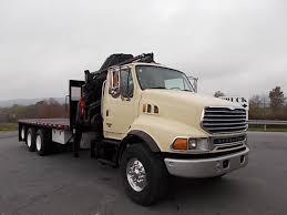 100 Sterling Trucks For Sale 2004 Sterling Lt9513 Knuckleboom Truck For Sale
