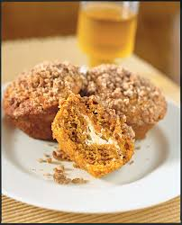 Pumpkin Pie With Streusel Topping Southern Living by Pumpkin Cream Cheese Muffins Recipe Pumpkin Muffins With Cream