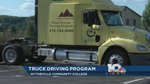 100 Trucking Schools In Florida Wytheville Community College Trucking Program Offering
