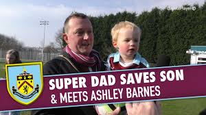 HERO | Super Dad Saves Son & Meets Ashley Barnes - YouTube Premier League Live Scores Stats Blog Matchweek 17 201718 Ashley Barnes Wikipedia Burnley 11 Chelsea Five Things We Learned Football Whispers 10 Stoke Live Score And Goal Updates As Clarets Striker Proud Of Journey From Paulton Rovers Fc Star Insists Were Relishing Being Burnleys Right Battles For The Ball With Mousa Tyler Woman Focused On Goals Walking Again Staying Positive Leicester 22 Ross Wallace Nets Dramatic 96thminute Move Into Top Four After Win Against Terrible Tackle Matic Youtube