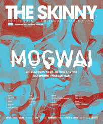 Chvrches We Sink Instrumental by The Skinny September 2017 By The Skinny Issuu