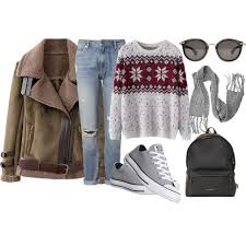 Cute Womens Outfits For Winter 2017 2018 2