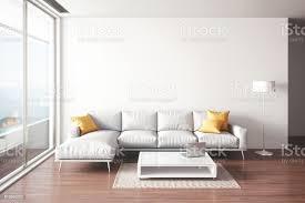 minimalistischen wohnzimmer interior stockfoto und mehr bilder architektur