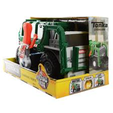 100 Tonka Strong Arm Garbage Truck Mighty Toy Play Set New On PopScreen
