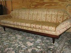 9 ft 108 hollywood regency sofa vintage mid century modern