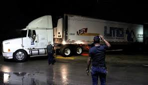 Mexican State Storing Unclaimed Bodies In Refrigerated Truck ...