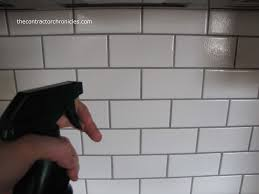 Tile Guard Grout Sealer Home Depot by How To Seal Tile And Grout The Contractor Chronicles