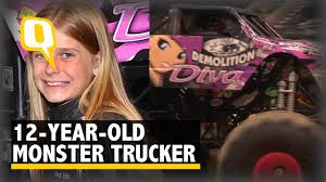 Meet Morgan, One Of The World's Youngest Monster Truck Drivers - YouTube Rival Monster Truck Brushless Team Associated The Women Of Jam In 2016 Youtube Madusa Monster Truck Driver Who Is Stopping Sexism Its Americas Youngest Pro Female Driver Ridiculous Actionpacked Returns To Vancouver This March Hope Jawdropping Stunts At Principality Stadium Cardiff For Nicole Johnson Scbydoos No Mystery Win A Fourpack Tickets Denver Macaroni Kid About Living The Dream Racing World Finals Xvii Young Guns Shootout Whos Driving That Wonder Woman Meet Jams Collete