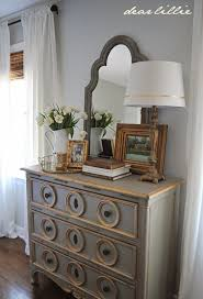 Dear Lillie Soft Surroundings Dresser And One Finished Wall In Our Master Bedroom