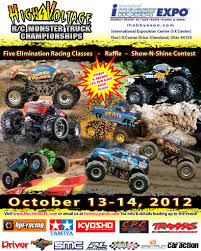 High Voltage Monster Truck Challenge At I-Hobby - R/C Tech Forums
