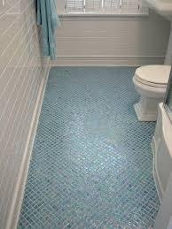 Teal Bathroom Tile Ideas by Best 25 Glass Tile Bathroom Ideas On Pinterest Master Shower