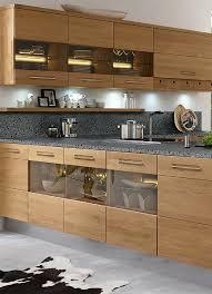 pflegeleichte küchenfronten welche materialien holz