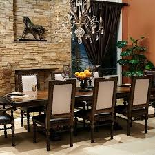 Chairs And Table For Dining Room