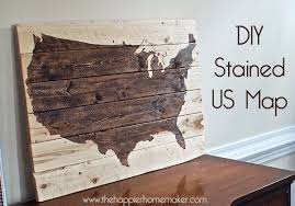 Woodworking Plans Projects June 2012 Pdf by Diy Wooden World Map Art The Happier Homemaker