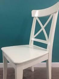 ikea stühle in weiß günstig kaufen ebay