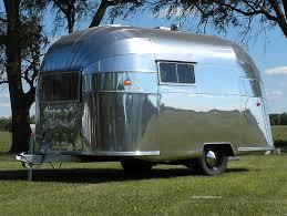 100 Restored Airstream Trailers 1956 Bubble Pioneer Vintage Trailer