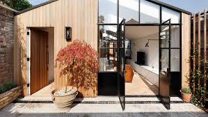 100 Architectural Designs For Residential Houses De Rosee Sa Uses Cobbled Courtyards To Bring Light Into London House