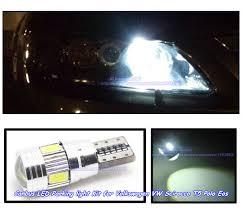 car canbus w5w 6 smd car light led parking position led light bulb