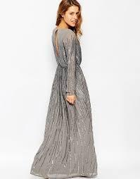 long sleeve maxi dress fashion life