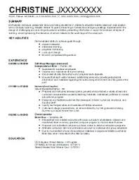 Child Care Resume Examples As Profile Assistant Sample Australia