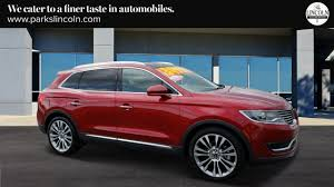 100 Lincoln Cars And Trucks Quality Used SUVs Parks Ford Of Wesley Chapel