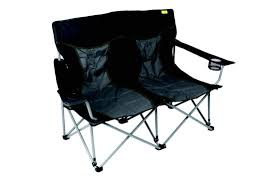 Kampa Lofa Twin Chair | Tamworth Camping