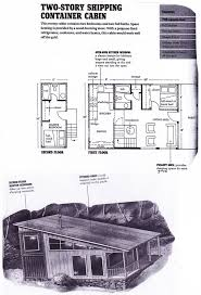 Shipping Container Floor Plans by 54 Best Container House Plans Images On Pinterest Shipping