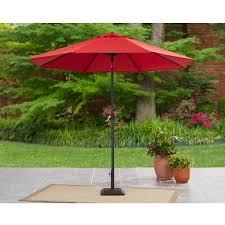 Patio Umbrellas Walmart Usa by Mainstays Belden Park 9 U0027 Umbrella Walmart Com