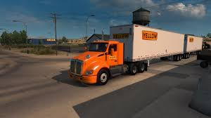 American Truck Simulator T-680 Yellow Freight 48' Doubles - YouTube 2006 Yellow Gmc Savana Cutaway 3500 Commercial Moving Truck Ristic Trucking Inc Freight Van Trailer Stock Photo 642798046 Shutterstock A Box Delivery With Blue Sky Picture And Chevy On Battleground Greensboro Daily Without On White Background Royalty Free Truck With Trailer Vector Clip Art Image Menu Coffee Sarijadi Bandung Delivering Happiness Through The Years The Cacola Company Fda Reveals Final Rule For Hauling Food Safely Sales Long