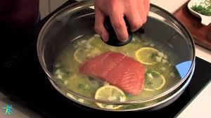 pocher un poisson à la vapeur
