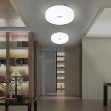 Clever Ideas Modern Hallway Light Fixtures Interior Kitchen Ceiling Flush Mount Lighting
