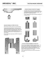 Standard Hardware Door Hardware Entrances Hardware