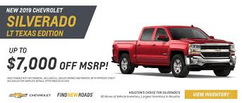 New & Used Chevy Vehicles | Chevy Dealer Serving Houston TX