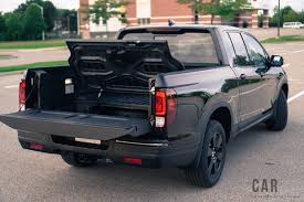 Review: 2017 Honda Ridgeline Black Edition | Canadian Auto Review Bedliner Reviews Which Is The Best For You Dualliner Custom Fit Truck Bed Liner System Aftermarket Under Rail Vs Over New Car And Specs 2019 20 52018 F150 Bedrug Complete 55 Ft Brq15sck Speedliner Series With Fend Flare Arches Done In Rustoleum Great Finish Land Liners Mats Free Shipping Just For Kicks The Tishredding 15 Silverado Street Trucks Christmas Vortex Sprayliners Spray On To Weathertech Techliner Black 36912 1519 W
