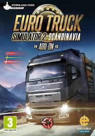 100 Euro Truck Simulator 2 Key Buy Cheap Scandinavia CD S Online