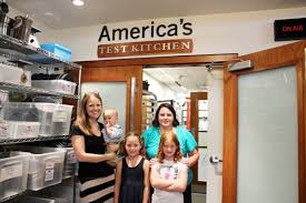 This Week for Dinner A Visit to the America s Test Kitchen