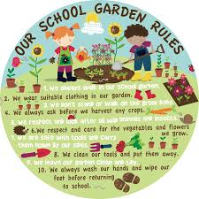 Image Result For Rules The Garden Preschool