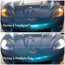 2005 2013 c6 corvette led hid lighting upgrades lights