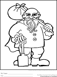 The Hobbit Coloring Pages Dwarf And
