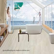 White Oak Glue Down Dry Back Vinyl Tile PVC Flooring
