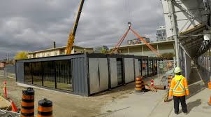 100 Shipping Container Guest House Stackt Market Taking Shape Near Fort York